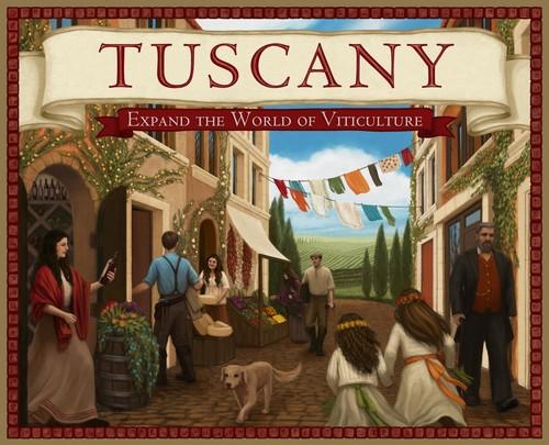 tuscany cover