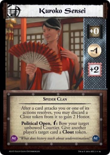 Kuroko Sensei