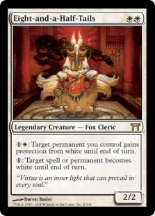 Good news for my Eight-and-a-Half-Tails deck