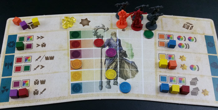 hyperborea player board