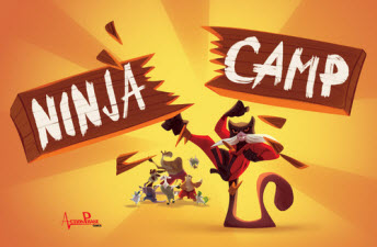 ninja camp preview cover