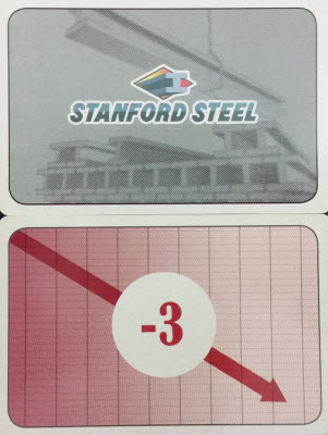 This round you and only you know Stanford Steel is going to drop..