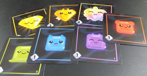 Final score of this player: xx points. Prototype Shown