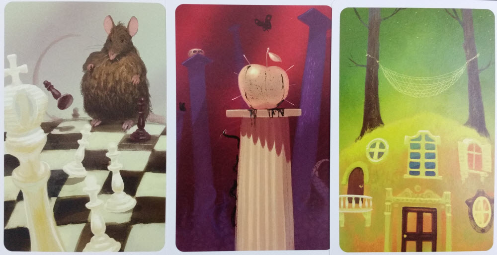 What do these Dream cards mean to you?