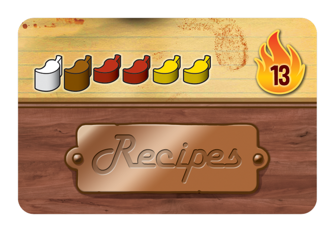 scoville empty recipe