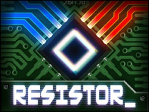 RESISTOR_ indie cover