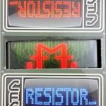 resistor cover