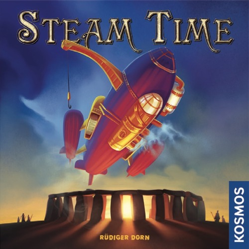 steam time
