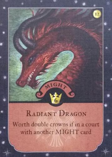 Having a dragon can't hurt though