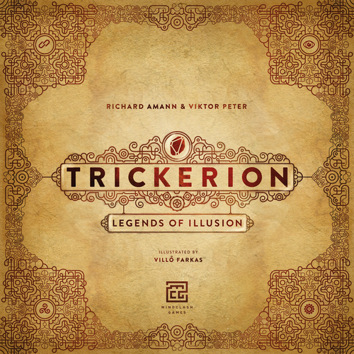 trickerion cover