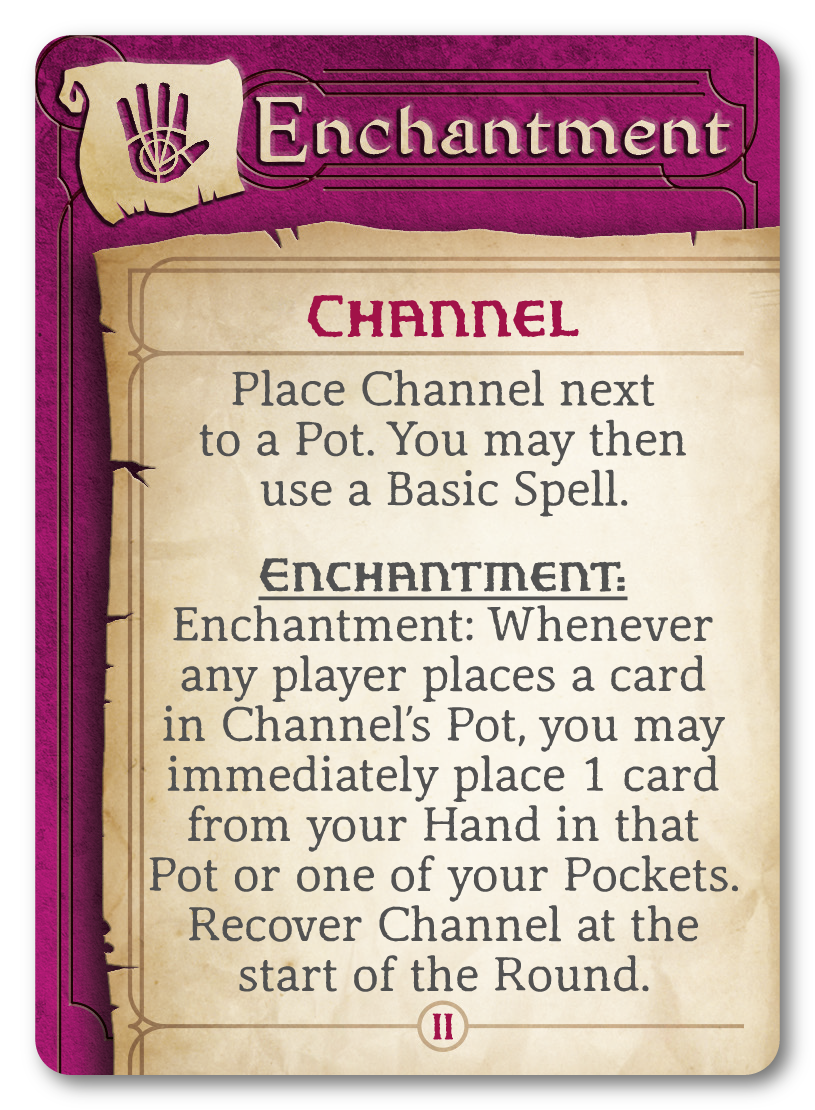 Hocus - Channel