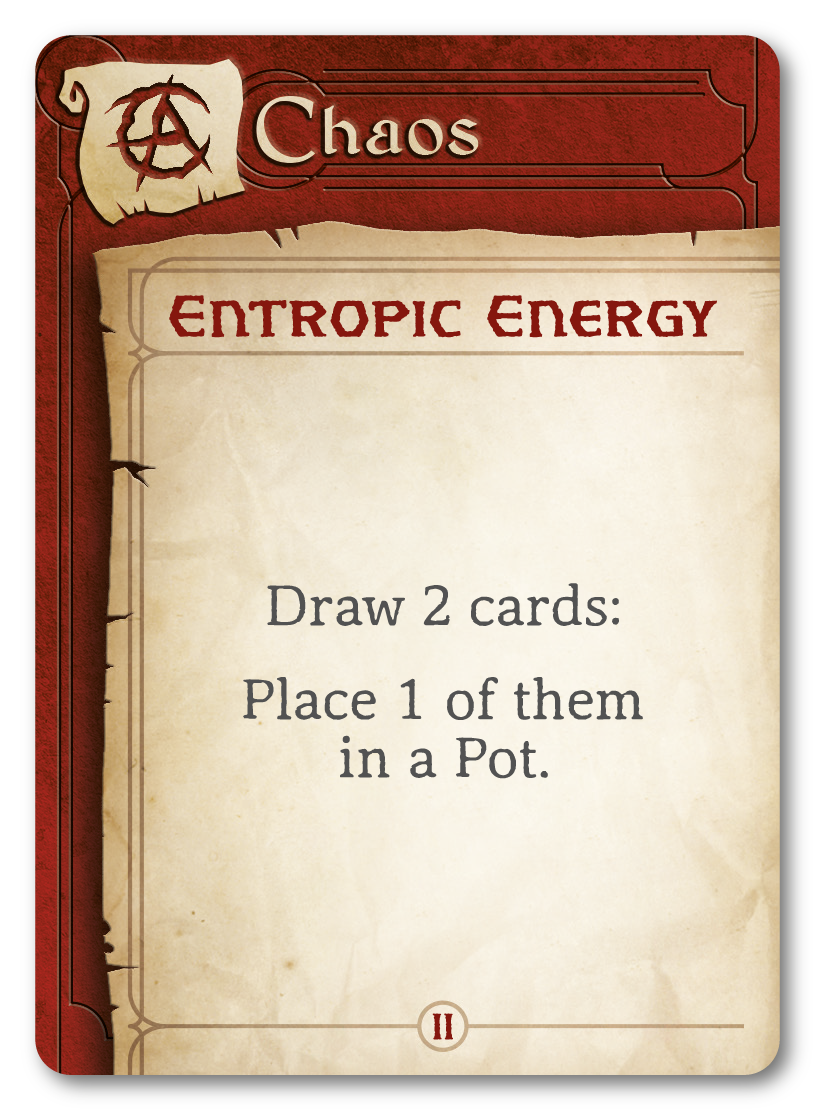 Hocus - Entropic Energy