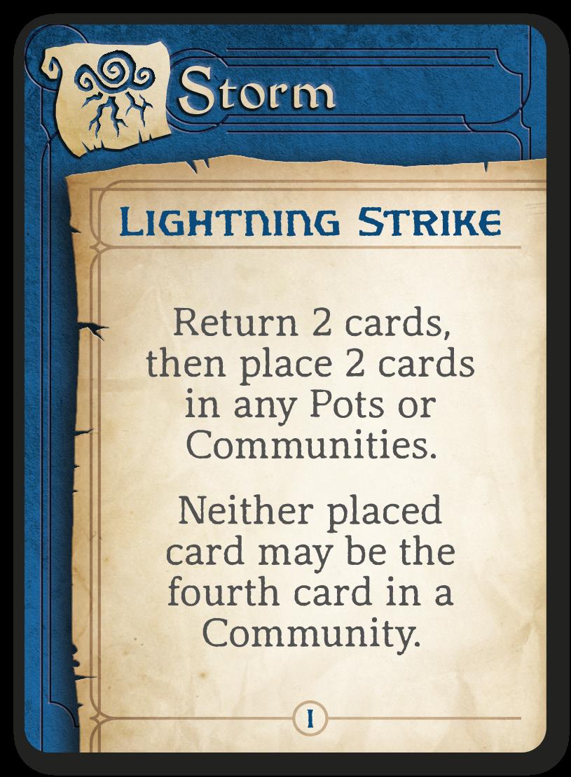 Hocus - Lightning Strike