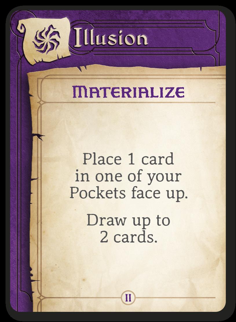 Hocus - Materialize