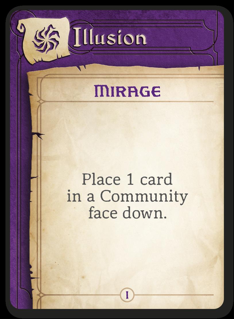 Hocus - Mirage