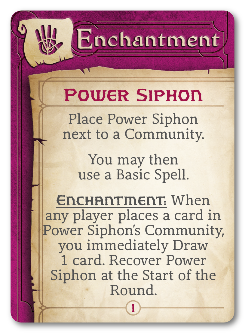 Hocus - Power Siphon