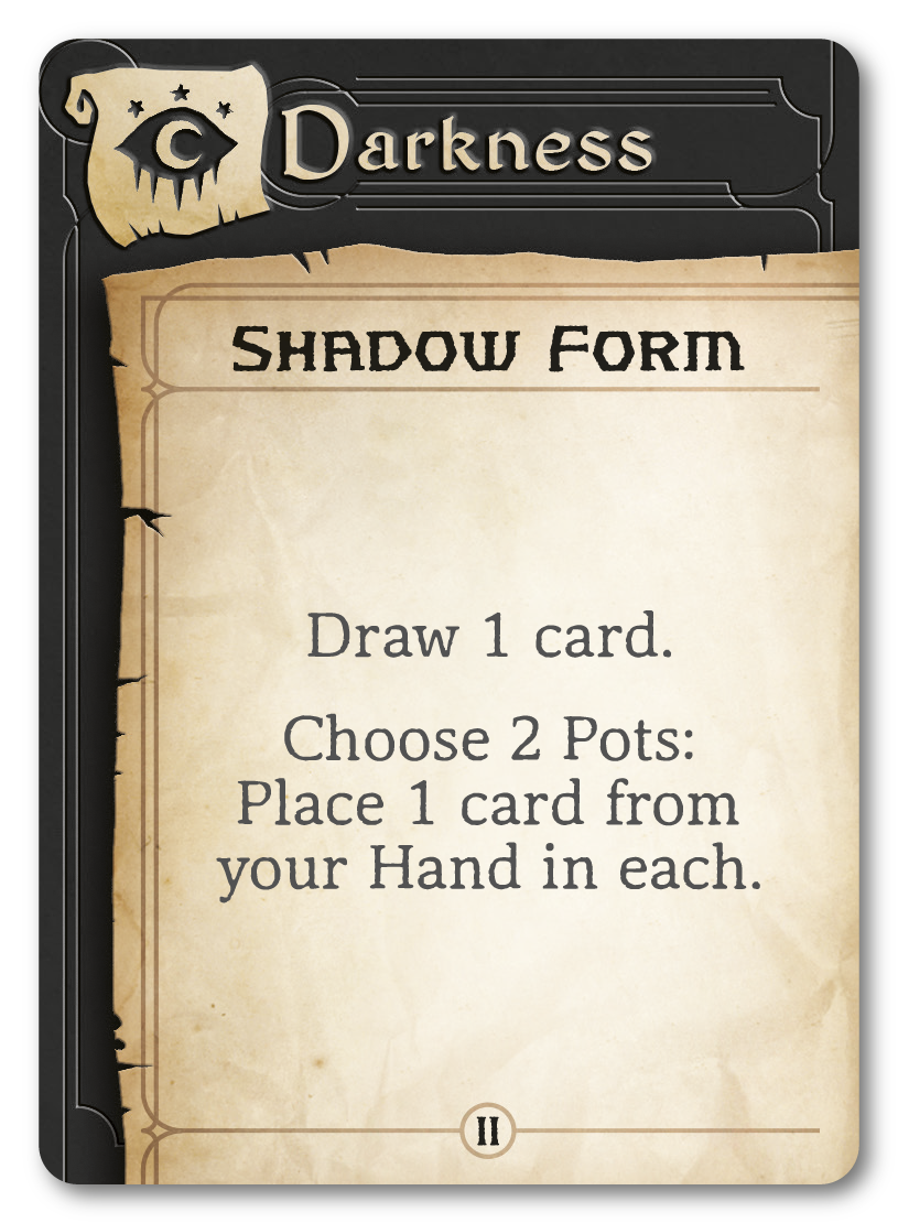 Hocus - Shadow Form