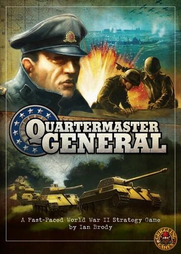 Quartermaster General cover