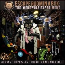 escape room box cover