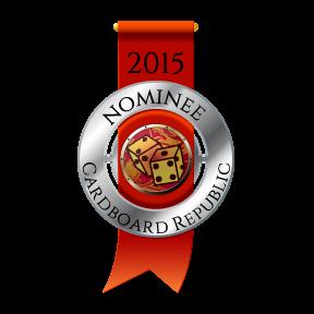 2015 Daredevil Laurel Nominee
