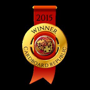 2015 Daredevil Laurel Winner