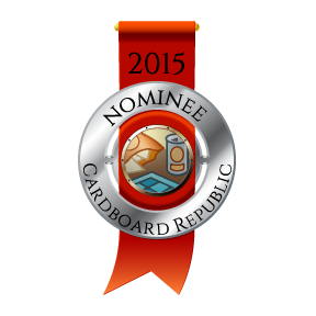 2015 Socializer Laurel Nominee