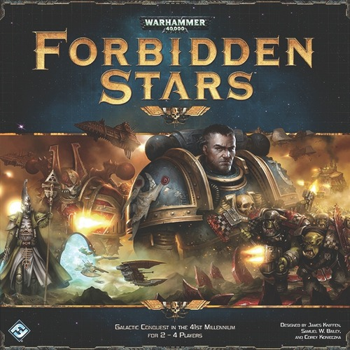 Forbidden Stars cover