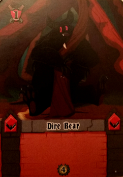 Wait, the adorable Dire Bear made it home safely? Hooray!
