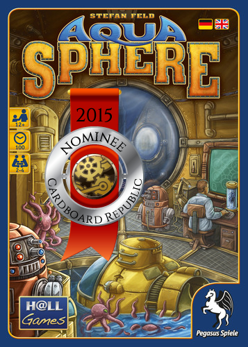 aquasphere nominee
