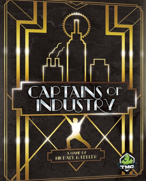 captains of industry cover