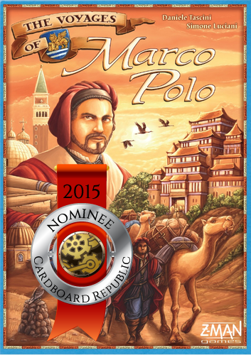 marco polo nominee