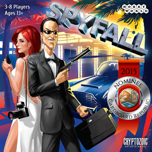 spyfall nominee