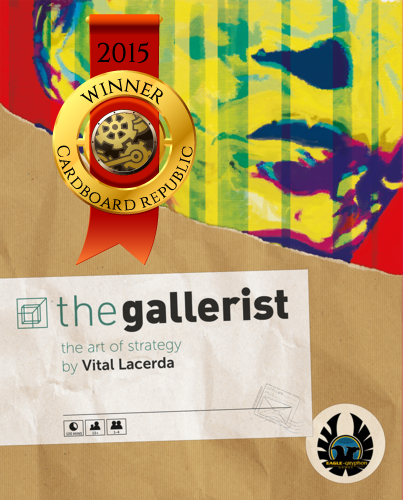 the gallerist winner