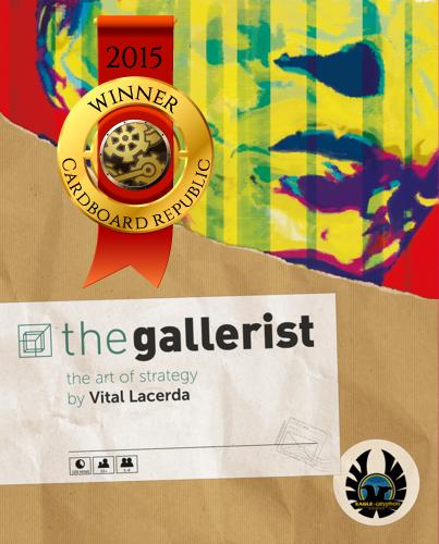 the gallerist winner