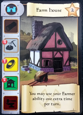 A new Castle card