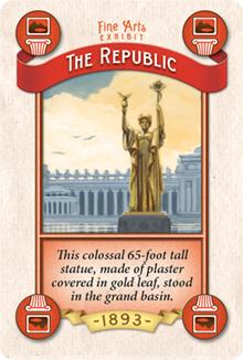 1893 republic statue
