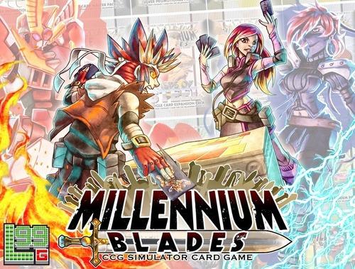 millennium blades indie cover