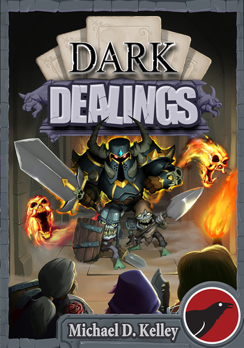 dark dealings indie cover