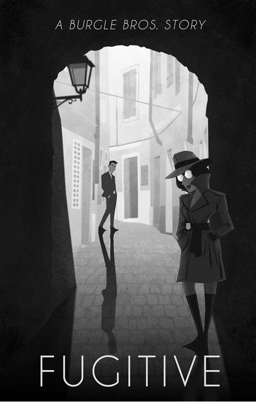 fugitive noir