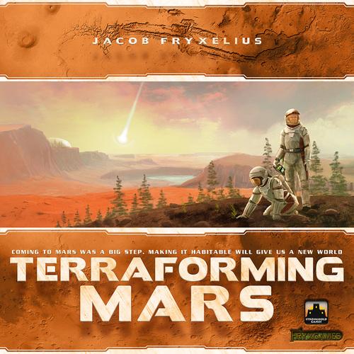 Terraforming Mars cover