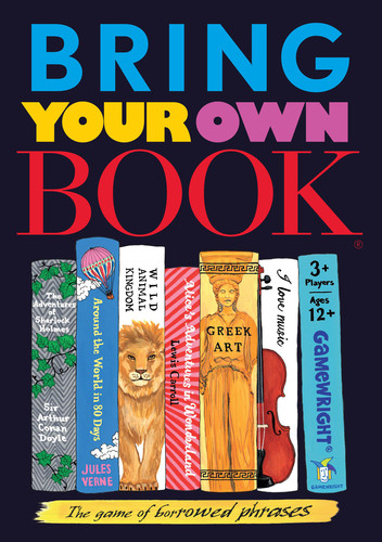 bring your own book cover