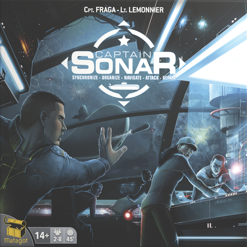 captain sonar cover