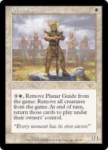 planar guide