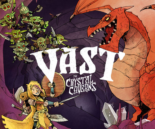 vast indie cover