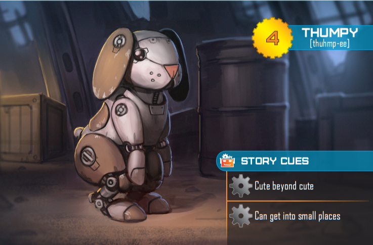 Disgustingly cute Prototype Shown
