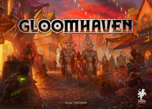 gloomhaven indie cover