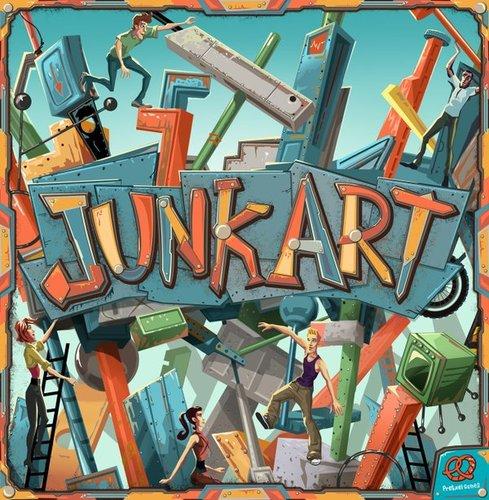 junk art cover