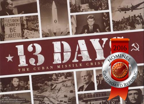 13 days nominee