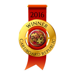 2016 Daredevil Laurel Winner