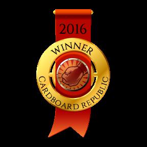 2016 Striker Laurel Winner